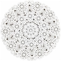 300 Pack Round Paper Doilies, 10 inches Round Medallions Lace Placemats for Crafts & Wedding - PACK
