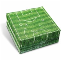 Soccer Party Paper Napkins for Sports Birthday (6.5 x 6.5 In, 100 Pack) - PACK