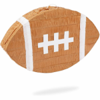 Football Pinata for Sports Birthday Party (16.5 x 10 x 3 In) - PACK
