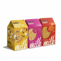 Milk Bar Cookie Variety Pack Cornflake, Confetti, Pancake - 6.5oz / 3pk