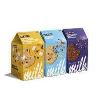 Milk Bar Cookie Variety Pack Cornflake, Compost, Chocolate Confetti - 6.5oz / 3pk