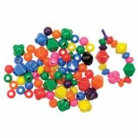 Roylco R-2170-3 Brilliant Beads - 100 Per Pack - Pack of 3