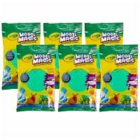 Model Magic® Modeling Compound, Green, 4 oz Packs, 6 Packs - 1