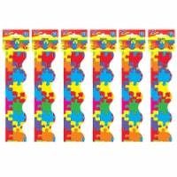 Jigsaw Terrific Trimmers®, 39 Feet Per Pack, 6 Packs - 1