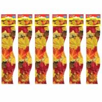 Fall Leaves Terrific Trimmers®, 39 Feet Per Pack, 6 Packs - 1