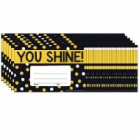 Trend Enterprises T-81085-6 You Shine Dots Recognitn Awards - Pack of 6