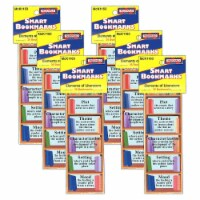 Elements Of Literature Smart Bookmarks, 36 Per Pack, 6 Packs - 1