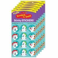Trend Enterprises T-83303-6 Winter Bears & Pepbearmint Stinky Stickers - Pack of 6