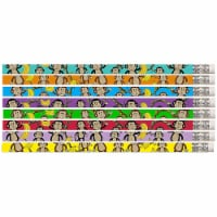 Dancin' Monkey Motivational Pencils, 12 Per Pack, 12 Packs - 1