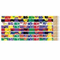 Paw Power Motivational Pencils, 12 Per Pack, 12 Packs - 1