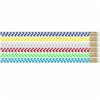 Chevron Chic Pencil, 12 Per Pack, 12 Packs - 1