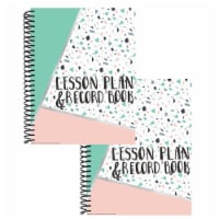 Simply Sassy Lesson Plan & Record Book, Pack of 2 - 1