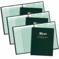 Class Record Book, 9-10 Week Grading Periods, Pack of 3 - 1