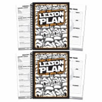 Star Wars™ Super Troopers Lesson Plan Book, Pack of 2 - 1