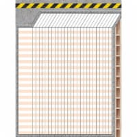 Under Construction Incentive Chart, Pack of 6 - 1