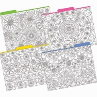Color Me! In My Garden File Folders, Letter-Size, 12 Per Pack, 2 Packs - 1