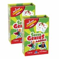 Super Genius™ Addition Game, Pack of 2 - 1