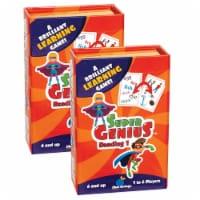 Super Genius™ Reading 1 Game, Pack of 2 - 1