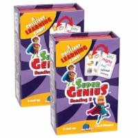 Super Genius™ Reading 2 Game, Pack of 2 - 1