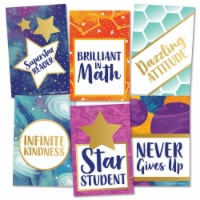Galaxy Reward Tags Recognition Awards, 36 Per Pack, 6 Packs - 1