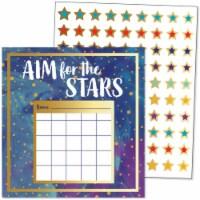 Galaxy Mini Incentive Charts, 30 Per Pack, 6 Packs - 1
