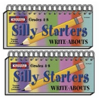 Silly Starters Write-Abouts Booklet, Pack of 2 - 1