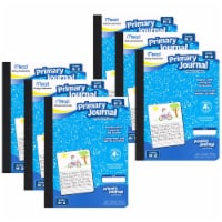 Mead® Primary Half Page Journal - 100 Sheets - 6 pk