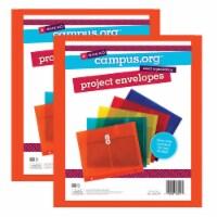 Smead Poly Project Envelopes - 2 ct / 5 pk