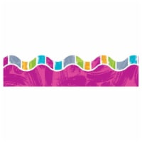 Color Harmony™ Berry 'n Stripes Terrific Trimmers®, 39 Feet Per Pack, 6 Packs - 1