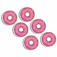 Magnetic Whiteboard Erasers, DonutFetti®, Pack of 6 - 1