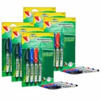 RediSharp+® Fine Point Permanent Markers, 4 Colors Per Set, 6 Sets - 1