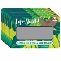 Top-Notch! Scratch Off Awards & Certificates, 30 Per Pack, 6 Packs - 1