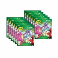 Crayola BIN40216-12 Crayola Color & Sticker Animals - 12 Each - 1