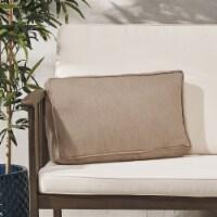 Rydder Coast Outdoor Rectanglular Water Resistant 12 x20  Lumbar Pillow - 1 unit