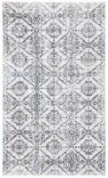 Safavieh Martha Stewart Collection Isabella Accent Rug - Cream/Gray - 3 x 5 ft