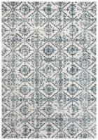 Safavieh Martha Stewart Collection Isabella Area Rug - Navy/Ivory - 9 x 12 ft