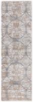 Martha Stewart Floral Medallion Rug - 2.17 x 7 ft
