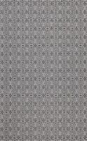 Safavieh Martha Stewart Cotton Accent Rug - Charcoal/Gray - 4 x 6 ft