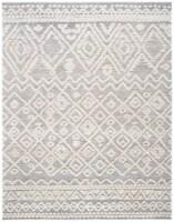Safavieh Martha Stewart Collection Lucia Shag Area Rug - Beige/White - 8 x 10 ft