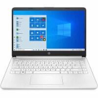 HP 14FQ0080NR 14 inch Touch Screen 14fq0080nr Laptop - White - 1