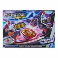 Hasbro Beyblade Burst Surge Speedstorm Motor Strike Battle Set - 1 ct