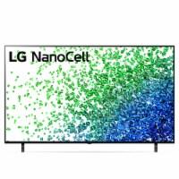 LG 55NANO80UP NanoCell 80 Series 55 inch 4K Smart UHD TV - 1