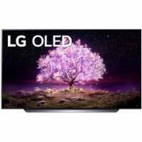 LG OLED55C1P C1 55 inch Class 4K Smart OLED TV - 1