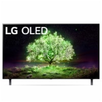 LG OLED48A1P 48 inch 4k HDR Smart TV with AI ThinQ - 1