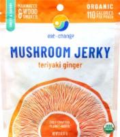 Eat the Change Organic Teriyaki Ginger Mushroom Jerky - 2 oz