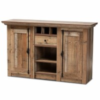 Bowery Hill Finished Wood 2-Door Dining Room Sideboard Buffet - 1