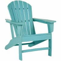 Bowery Hill Adirondack Chair in Turquoise