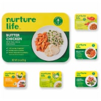 Nurture Life Healthy Toddler & Kid Food Flavor Explorer 5-Meal Variety Pack, Organic Focus