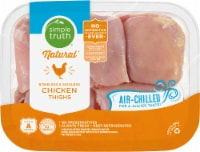 Simple Truth Natural Air-Chilled Boneless Skinless Chicken Thighs - $4.99/lb