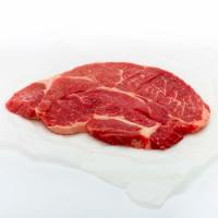 Beef Choice Boneless Thin Chuck Steak (1 Steak)